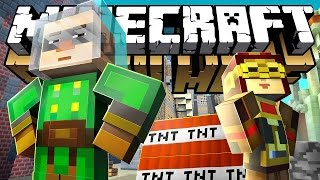 """Minecraft Story Mode: Episode 2 """"Assembly Required"""""""