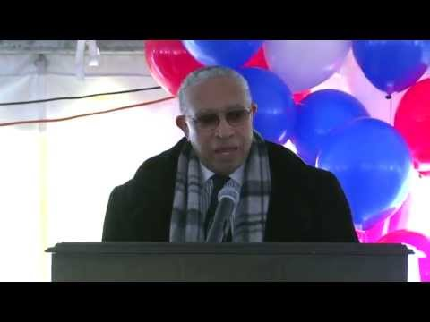 Judge Shirley A. Tolentino Jersey City Post Office Dedication 12/08/2014