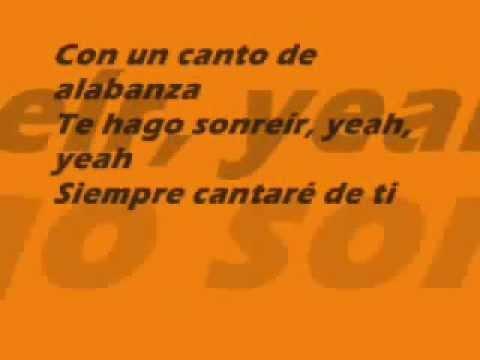 Canto de Alabanza-Xtreme Kids (Letra)