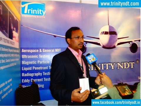 Binoy from Cameroon - Impression about Trinity NDT