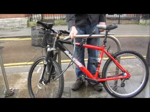Bicycle Security in Dublin