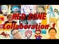 【合作】RED ZONE technique collaboration.