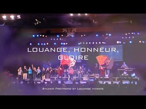 Louange, honneur, gloire, Jem 785 - Louange vivante