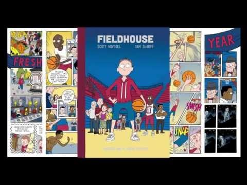 FIELDHOUSE - Book Trailer
