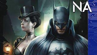 Batman & Catwoman Go Steampunk