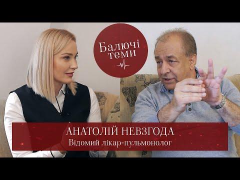 Анатолій Невзгода. Про