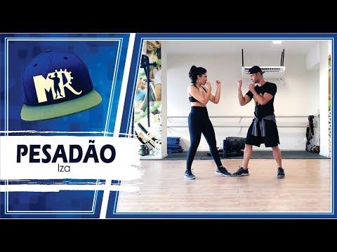 Pesadão - IZA (Coreografia)