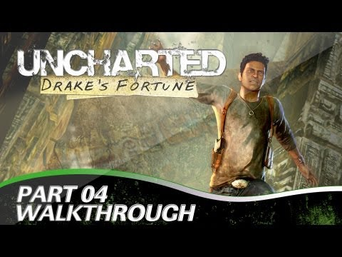 Uncharted - Drakes Fortune Walkthrough Part 4 (Chapter 4   Plane-Wrecked)