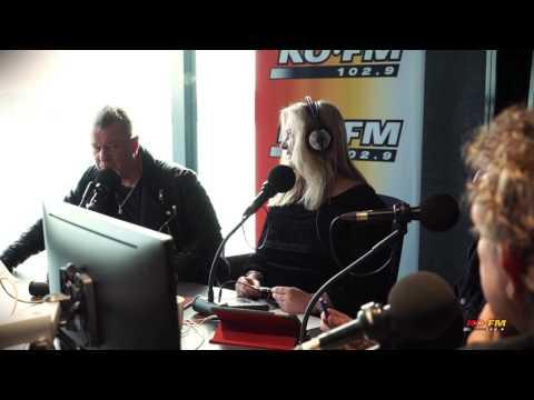 KOFM Newcastle open new studios
