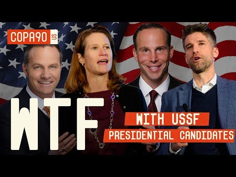 US Soccer Presidential Candidates On How To Save Soccer | Walk Talk Football