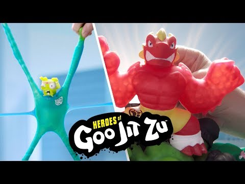 Heroes of Goo Jit Zu 30 Second TV Commerical | OUT NOW!
