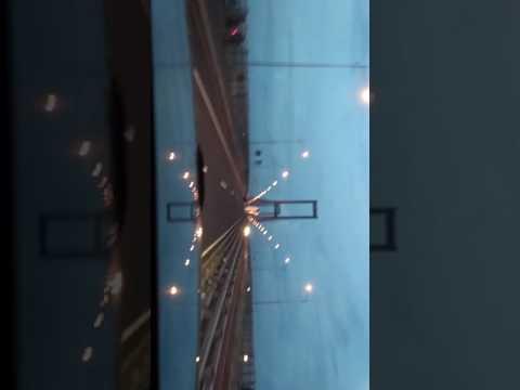 #21 pemandangan jembatan Suramadu