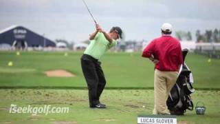 Lucas Glover Golf Swing @ 2009 US PGA
