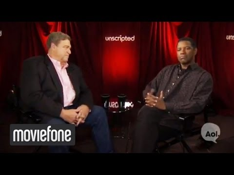 'Flight' | Unscripted | Denzel Washington, John Goodman