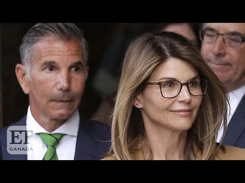 Lori Loughlin Pleads Guilty In College Admissions Scandal