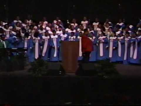 Rev. James Moore Praise Break