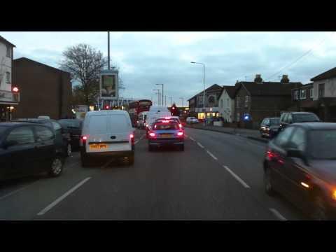 London streets (259.) - Romford (RM1) - River Road (IG11)