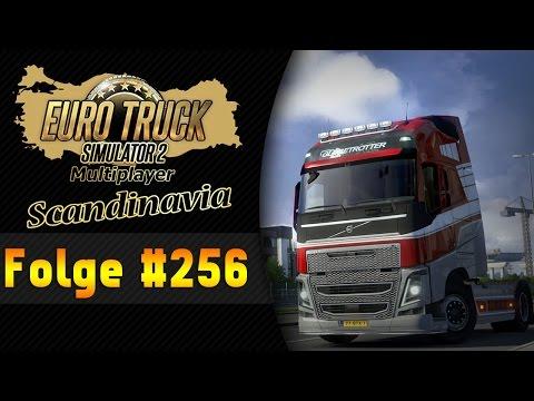 ETS 2 Multiplayer Scandinavia #256 Das beste Radio PSR ★ Let's Play Euro Truck Simulator 2