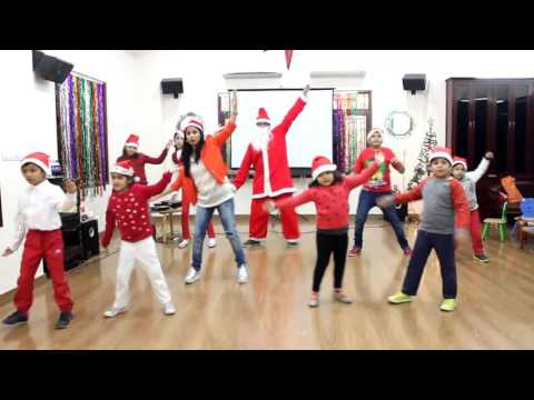 JINGLE BELLS | CHRISTMAS  ZUMBA KIDS PARTY