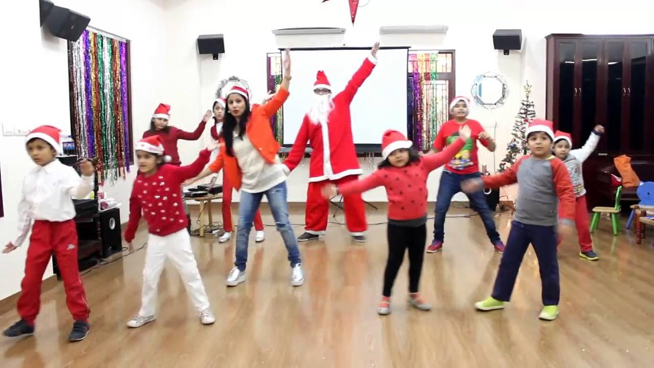 JINGLE BELLS | CHRISTMAS ZUMBA KIDS PARTY - YouTube