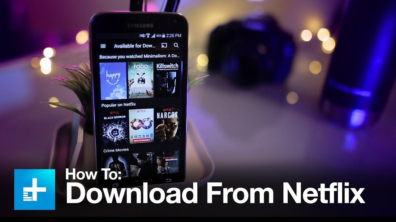 how to remove a netflix download