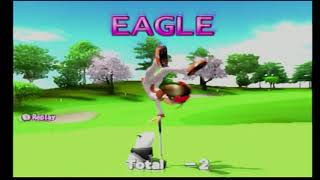 Hot Shots Golf 3 All Eagle Animations