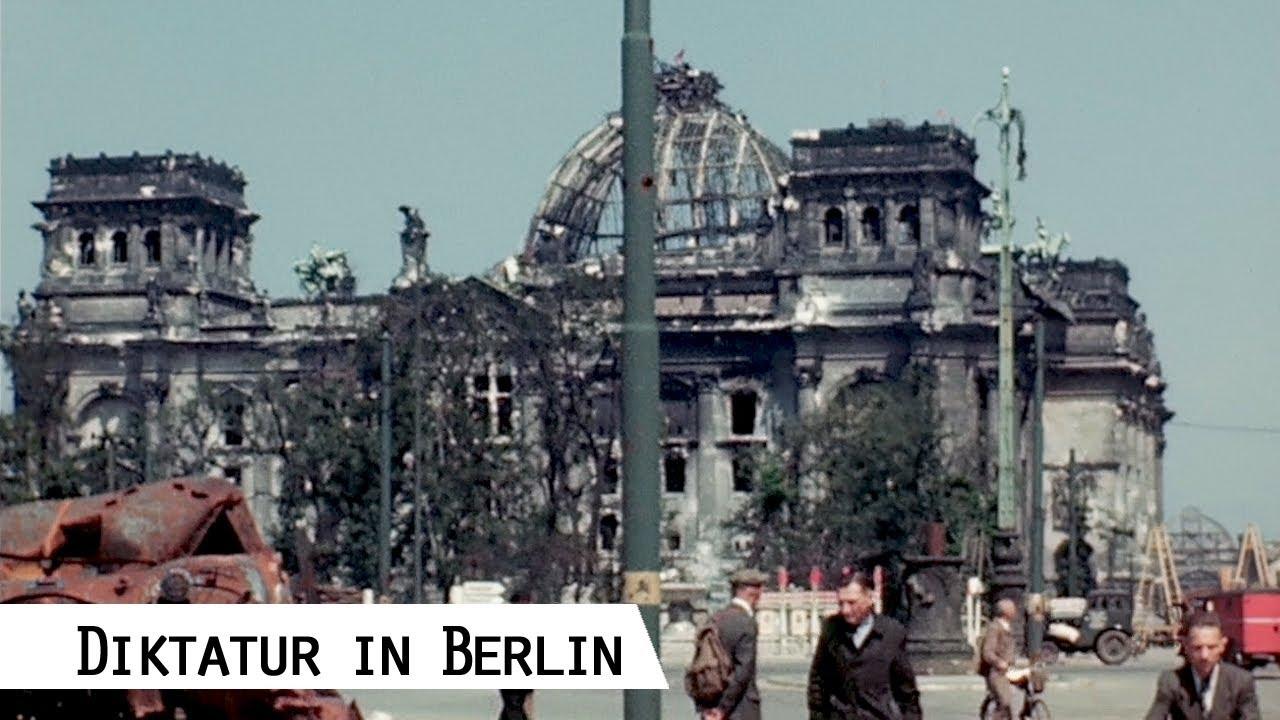 Berlins Übergang in die Diktatur