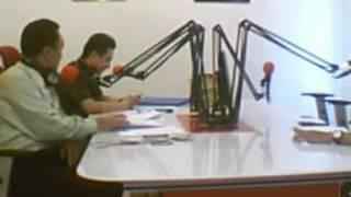 Talkshow Aquarius boutiqe Hotel Palangka Raya Live Radio Evella Fm