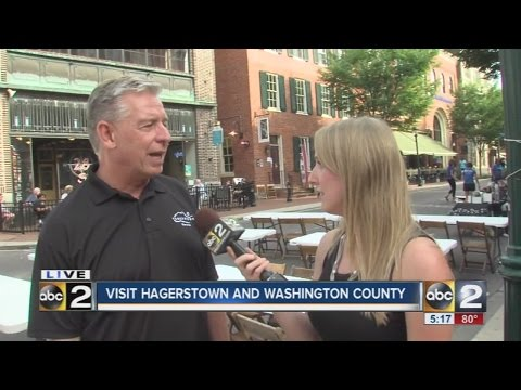 Why You Should Visit Hagerstown, Maryland