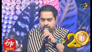 Shankar Mahadevan Performs - Maha Kala Deepam Song in ETV @ 20 Years Celebrations - 23rd August 2015