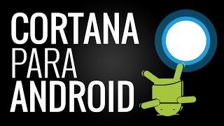 Microsoft Cortana para Android (español)
