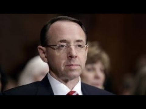 House Republicans call on Rosenstein to testify before Congress
