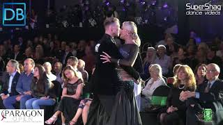 Part 2! Approach the Bar with DanceBeat! Emerald 2018! Pro Smooth! Slava and Valeriia Kostianets!