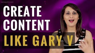 CONTENT STRATEGY: Create Content at Scale as a Solopreneur