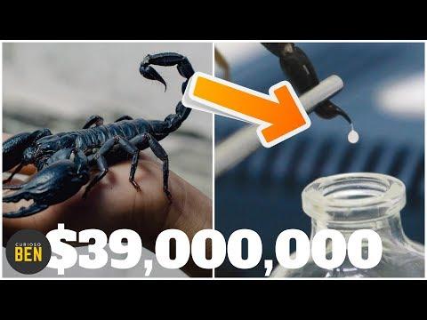 10 Líquidos Mas Costosos De Nuestro Planeta