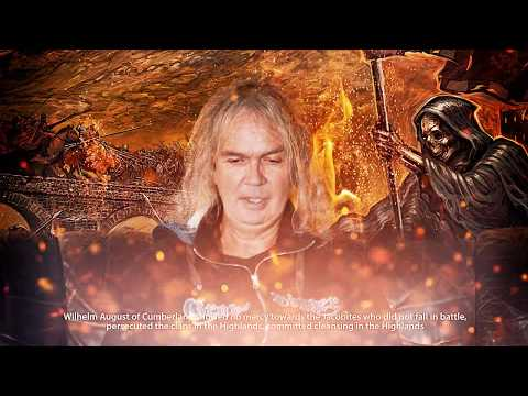 GRAVE DIGGER - Fields of Blood (Track by Track Pt 3) | Napalm Records