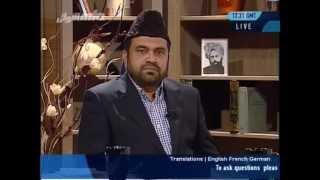2011-11-19 Rah-e-Huda - Live Fragen und Antworten über Islam und Ahmadiyya