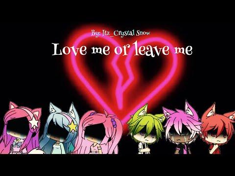 Love me or leave me GLMV