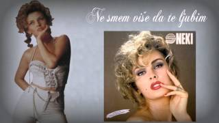 Sneki - Ne smem vise da te ljubim - (Audio 1993)