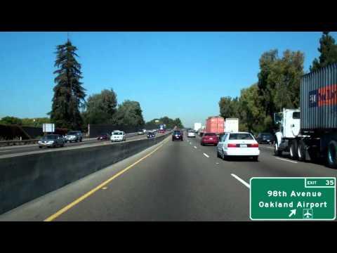 I-880 North (CA), Hayward to Oakland, CA 92 to I-80