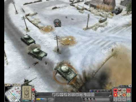 Faces of war ambush mission (Own Made)  