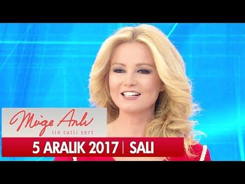 Müge Anlı ile Tatlı Sert 5 Aralık 2017 - Tek Parça