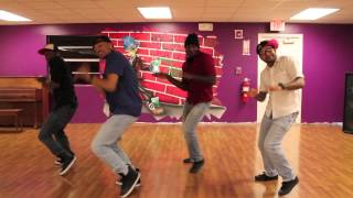 MotownPhilly - Boyz II Men | Choreography by Karlito  Komikz Cineas