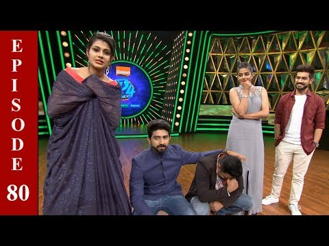 D4 Junior Vs Senior I EP 80  Juniors are copying Seniors I Mazhavil Manorama