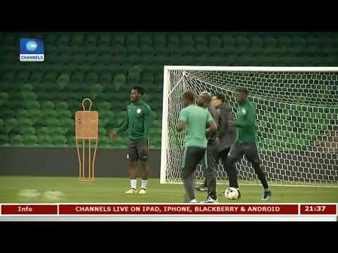 Nigeria Drops In Latest FIFA Ranking | Sports Tonight |