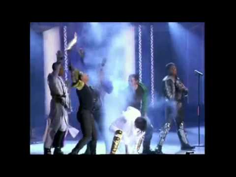 The Jackson 5 & Michael Jackson - Can you feel it karaoke
