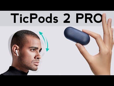 TicPods 2 PRO — ЛУЧШИЕ среди беспроводных наушников? 🔥🔥🔥