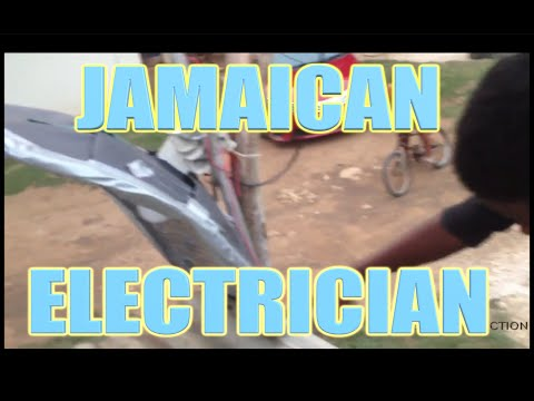 Electrician (Jamaican) Funny Video