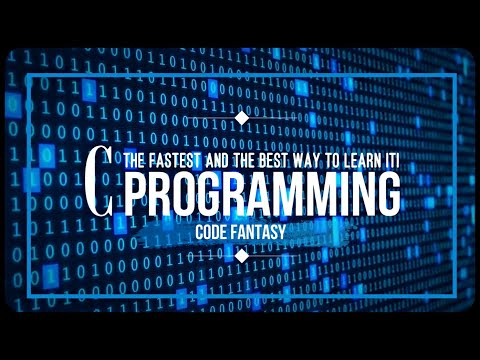 C Programming Language - Complete Crash Course - The Fastest Beginner to Professional Tutorial CF thumbnail