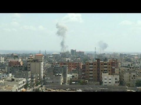 Truce Talks Crumble As Israel Bombs Gaza